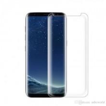 Folie de sticla Samsung Galaxy S9, Clear Case Friendly