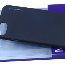 Husa Apple iPhone 7, Elegance Luxury X-LEVEL Metalic Black