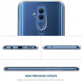 Husa Huawei Mate 20 Lite, Silicon TPU slim Transparenta