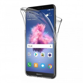 Husa Huawei P SMART, FullBody Elegance Luxury ultra slim,Silicon TPU , acoperire completa 360 grade