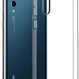 Husa Huawei P20 PRO, TPU slim transparent