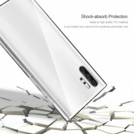 Husa Samsung Galaxy Note 10, FullBody Elegance Luxury ultra slim,Silicon TPU , acoperire completa 360 grade
