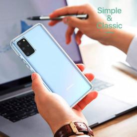 Husa Samsung Galaxy S20, Silicon TPU 2.0mm Transparenta
