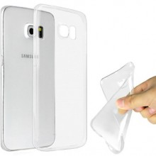 Husa Samsung Galaxy S6 Edge, TPU slim transparent