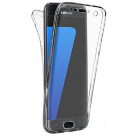 Husa Samsung Galaxy S7 Edge, FullBody Elegance Luxury ultra slim TPU , acoperire completa 360 grade