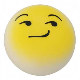 Jucarie Squishy cu revenire lenta Smiley