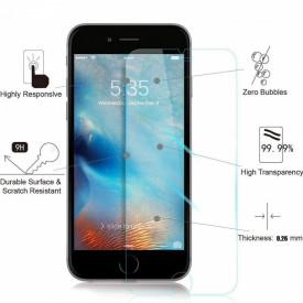 Pachet husa Elegance Luxury 3in1 Black pentru Apple iPhone 6 / Apple iPhone 6S cu folie de sticla gratis