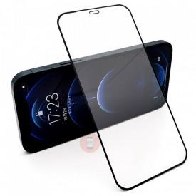 Folie de sticla Apple iPhone 12 MINI, 5D Negru