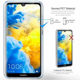 Husa Huawei Y7 2019, FullBody ultra slim,Silicon TPU , acoperire completa 360 grade