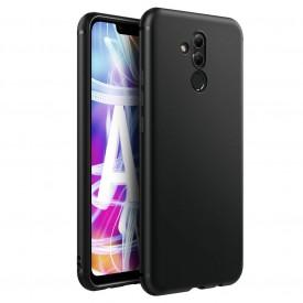 Husa pentru Huawei MATE20 LITE , Perfect Fit , Silicon TPU Negru