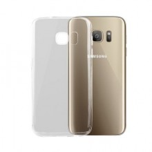 Husa Samsung Galaxy S7, Elegance Luxury TPU slim transparent