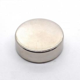 Magnet puternic neodim disc rotund 30mm x 10mm