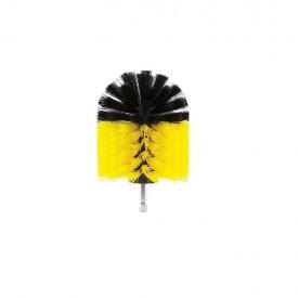 Perie circulara pentru Mocheta & Uz Casnic / Profesional - Detailing Carpet Brush cu Adaptor Bormasina