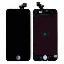 Display LCD compatibil iPhone 6 Plus, NEGRU
