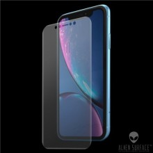 FOLIE ALIEN SURFACE HD, iPhone XR, PROTECTIE ECRAN + ALIEN FIBER CADOU