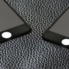 Folie de sticla 5D Apple iPhone SE2, Privacy Glass, folie securizata duritate 9H
