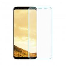 Folie de sticla Samsung Galaxy S8 Plus, Elegance Luxury margini curbate transparenta