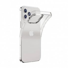 Husa Apple iPhone 12, TPU slim transparent