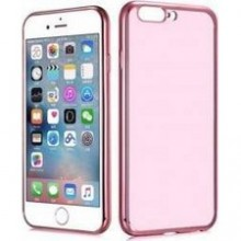 Husa Apple iPhone 7, Elegance Luxury placata Rose-Gold (ELECTROPLATING ROSE-GOLD)