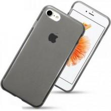 Husa Apple iPhone 7, Elegance Luxury TPU slim fumuriu