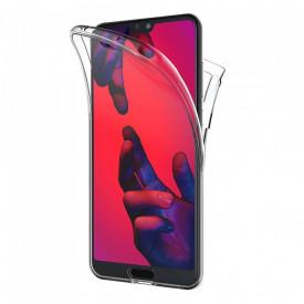 Husa Huawei P20 PRO, FullBody Elegance Luxury ultra slim,Silicon TPU , acoperire completa 360 grade