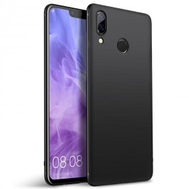 Husa pentru Huawei Y7 2019, Perfect Fit , Silicon TPU Negru