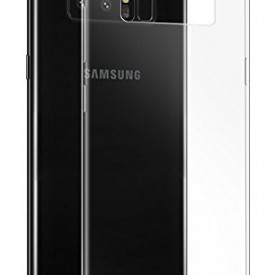 Husa Samsung Galaxy Note 8, Elegance Luxury Silicon TPU slim Transparenta