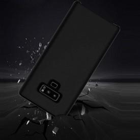 Husa Samsung Galaxy Note 9, silicon slim antisoc Negru