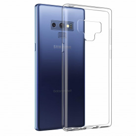 Husa Samsung Galaxy Note 9, Silicon TPU slim Transparenta