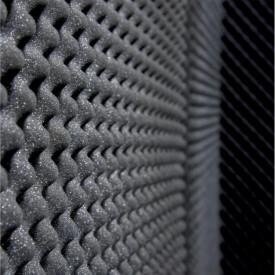 Burete acustic & izolator fonic pentru Studio / Home Cinema Autoadeziv 200x100x5 cm