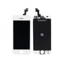 Display LCD compatibil iPhone 5C, Alb