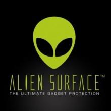 FOLIE ALIEN SURFACE HD, SAMSUNG GALAXY A8, PROTECTIE ECRAN+ ALIEN FIBER CADOU