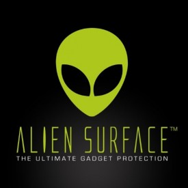Folie Alien Surface HD, Samsung GALAXY NOTE 10, spate, laterale + Alien Fiber Cadou