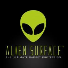 Folie Alien Surface HD, Samsung Galaxy S6 Edge, protectie ecran, spate, laterale + Alien Fiber Cadou