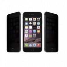 Folie de sticla 5D Apple iPhone 8, Privacy Glass, folie securizata duritate 9H