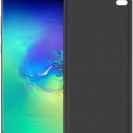 Folie de sticla Samsung Galaxy S10 Plus, Privacy Glass, folie securizata duritate 9H