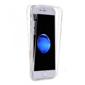 Husa Apple iPhone 6/6S, FullBody MyStyle ultra slim TPU , acoperire completa 360 grade