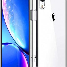 Husa Apple iPhone XR, Silicon TPU 0.5mm slim Transparenta