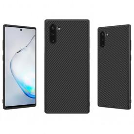 Husa pentru Samsung Galaxy Note 10 Plus, Perfect Fit , Silicon TPU Negru