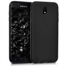 Husa Samsung Galaxy J5 2017, Elegance Luxury slim antisoc Black
