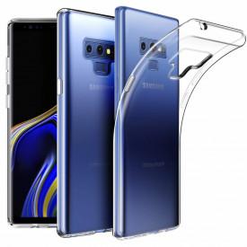 Husa Samsung Galaxy Note 9, Silicon TPU slim Transparenta