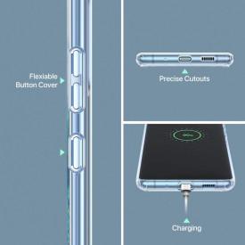Husa Samsung Galaxy S20 Plus, Silicon TPU 2.0mm Transparenta