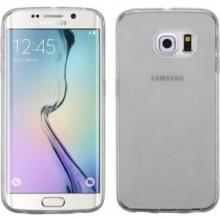 Husa Samsung Galaxy S6 Edge, Elegance Luxury TPU slim fumuriu
