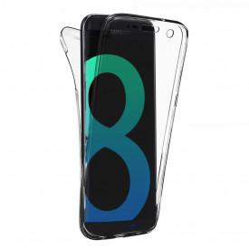 Husa Samsung Galaxy S8, FullBody Elegance Luxury ultra slim TPU , acoperire completa 360 grade