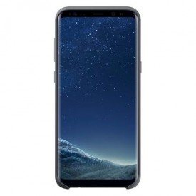 Husa Samsung Galaxy S8 Plus, Silicon antisoc, Negru