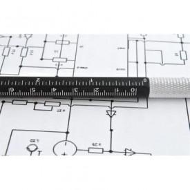 Pix 6 in1 Multifunctional Rigla, 2 Surubelnite, Touchscreen Pen, Nivela cu Bula