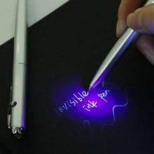 Pix cu pasta invizibila, pix care scrie invizibil pentru ochiul liber