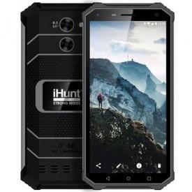 Telefon mobil iHunt S60 Discovery 2019, 4G, 8MP DualCamera, 5.5-inch Gorilla Glass 3 HD+, Quad-Core, 2GB RAM, 16GB ROM, Android 8.1, 4000mAh, RO ALERT, Black