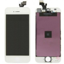 Display LCD compatibil Iphone 5, Alb