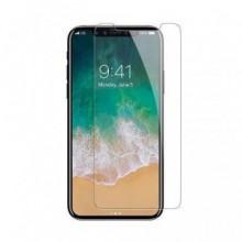 Folie de sticla case friendly Apple iPhone XS transparenta